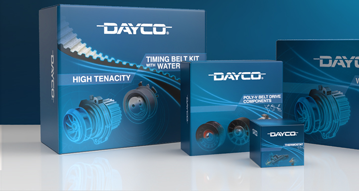"Dayco: the new line of packaging is ""online"" - The new visual identity of Dayco play a fundamental role in the global industrial process"
