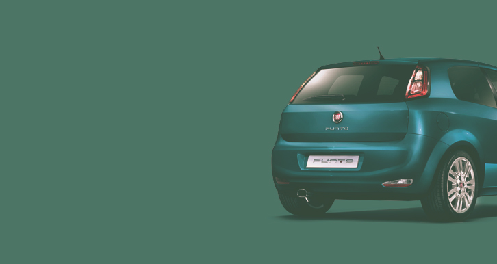 FCA, FIAT Punto 2012 - This if the Punto we like!