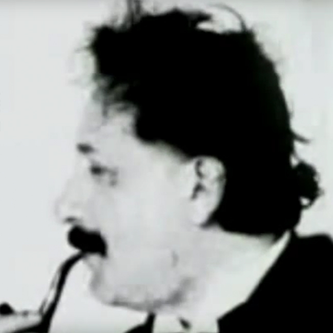When Dario Fo lent his voice to the Apple commercial